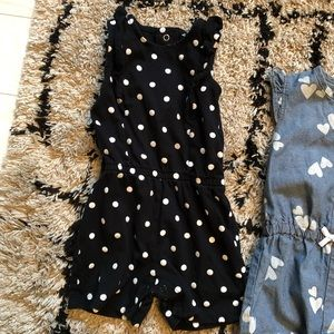 Carter's One Pieces - Girls rompers